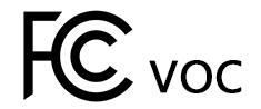 FCC VOC