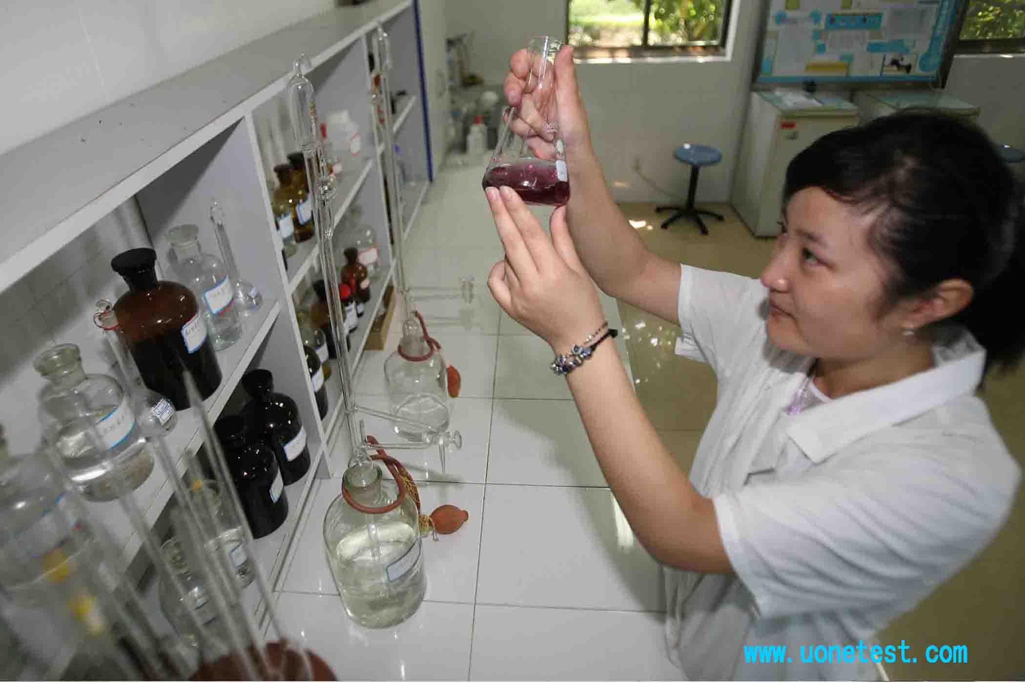 环境检测油的方法