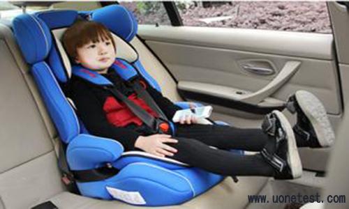 儿童安全座椅检测