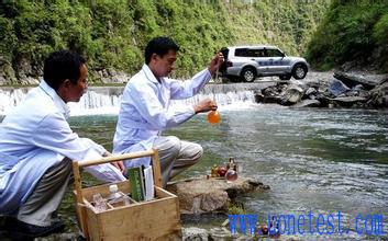 第三方检测公司水质检测内容都包括哪些?