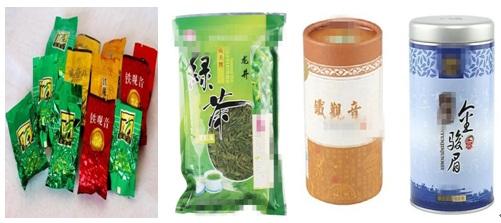 茶叶软塑包装防潮性能的检测方案