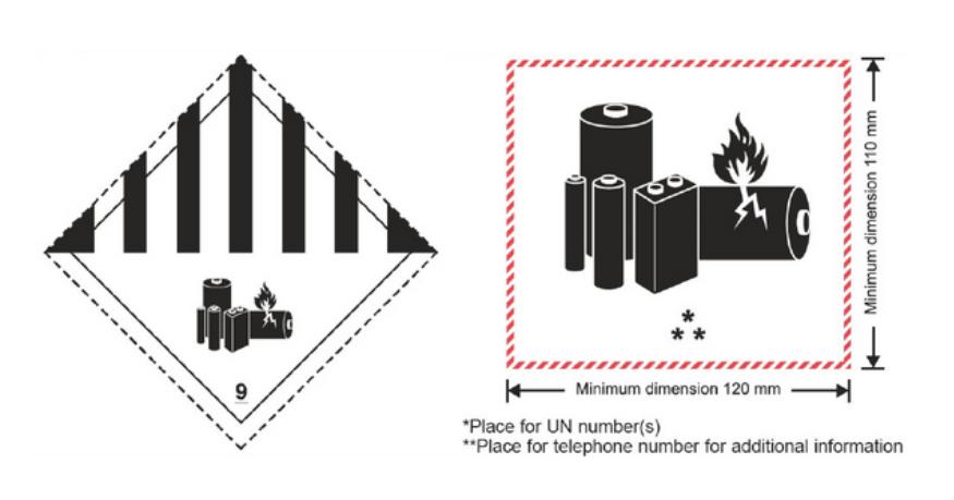 锂电池运输安全标准UN 38.3简介