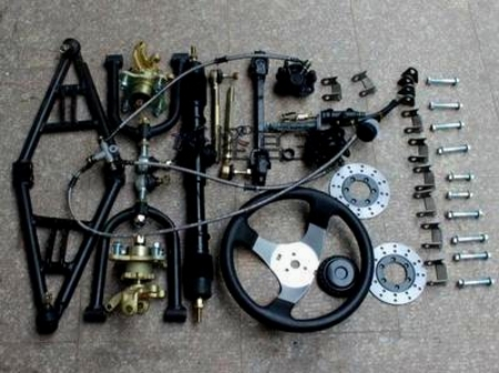 汽车零部件的分类和检测项目
